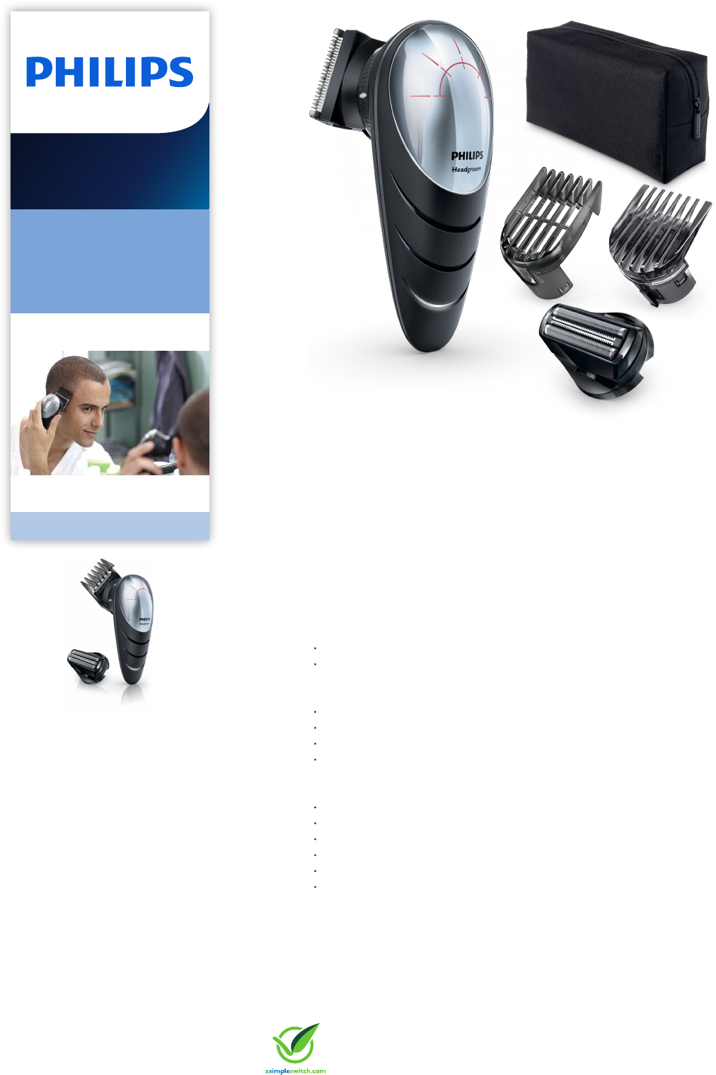 Philips qc558032 do it yourself hair clipper user manual leaflet philips qc558032 do it yourself hair clipper user manual leaflet qc5580 32 pss solutioingenieria Choice Image