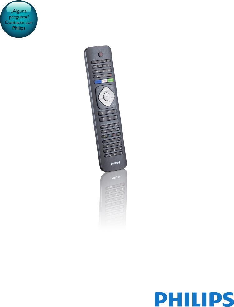 Philips SRP5018/27 User Manual Srp5018 27 Dfu Esp
