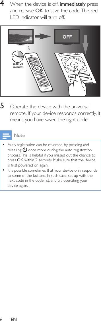 Philips SRP6011/10 User Manual Gebruiksaanwijzing Srp6011 10 Dfu Eng