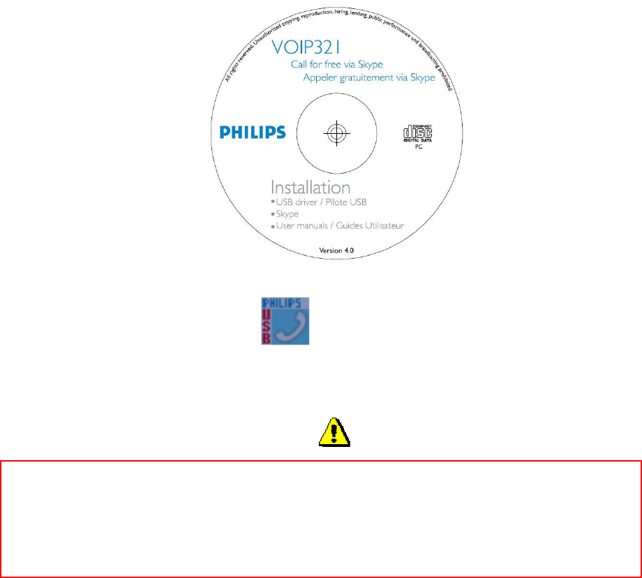 philips voip321 driver download