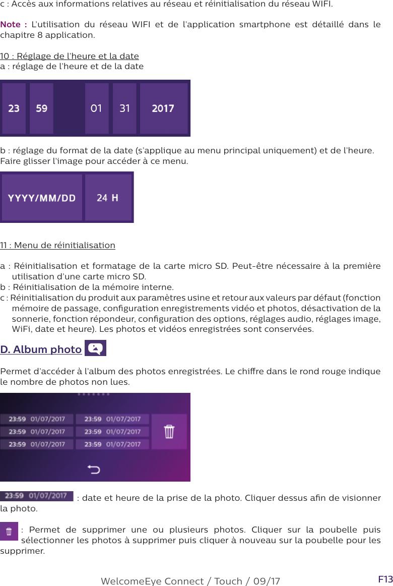 Philips Notice Connect Touch 31/07/17 Des9700vdp 10 Dfu Slk