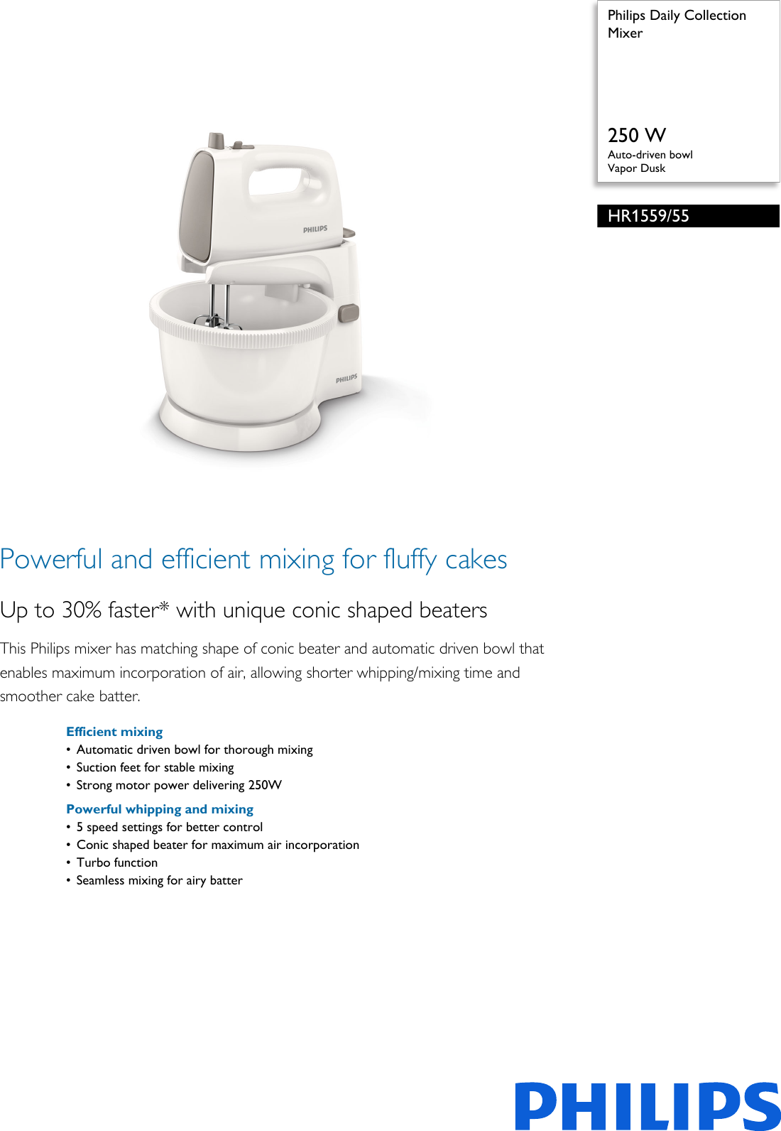 Philips Stand Mixer Hr1559 New Product Spec Dan Daftar Harga With Grey 55