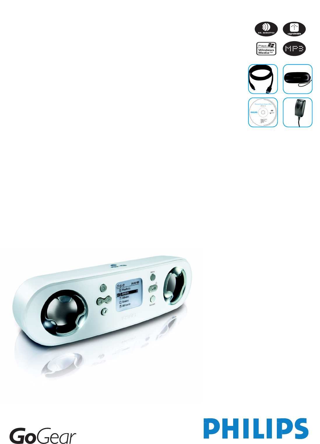 Philips Leaflet Pss110 00 Pss Engsg
