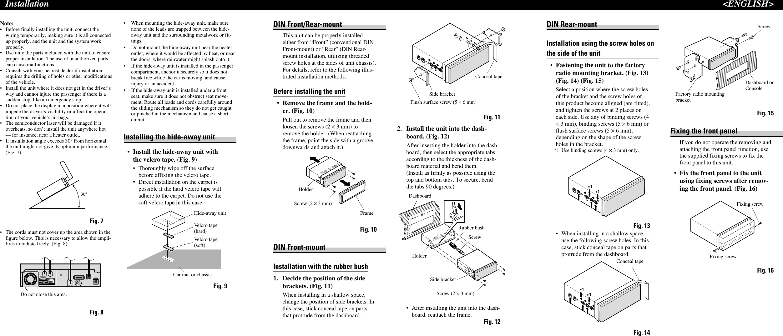 Pioneer Crd3782 A If Not Then 2038105installation Manual Avh P6500dvd Wiring Diagram Page 4 Of 8