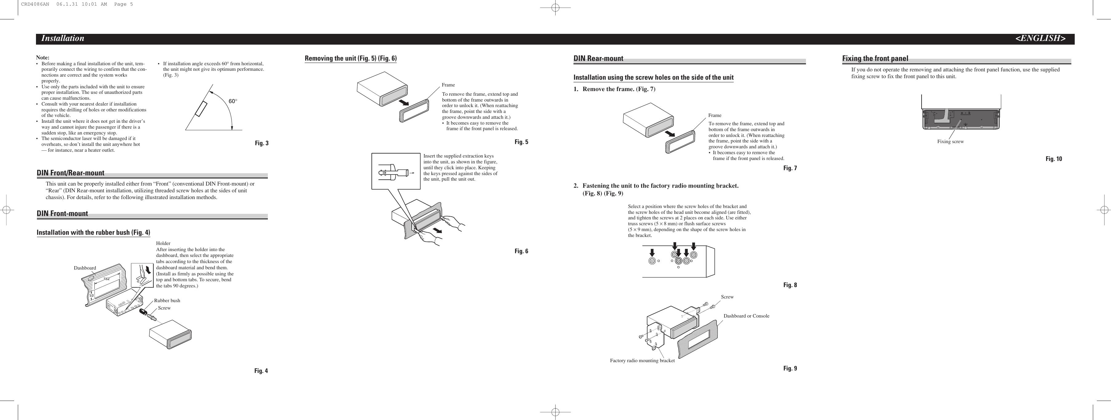 pioneer deh p780mp crd4086an user manual to the ecbe19e3 e284 43de rh usermanual wiki Clip Art User Guide Quick Reference Guide