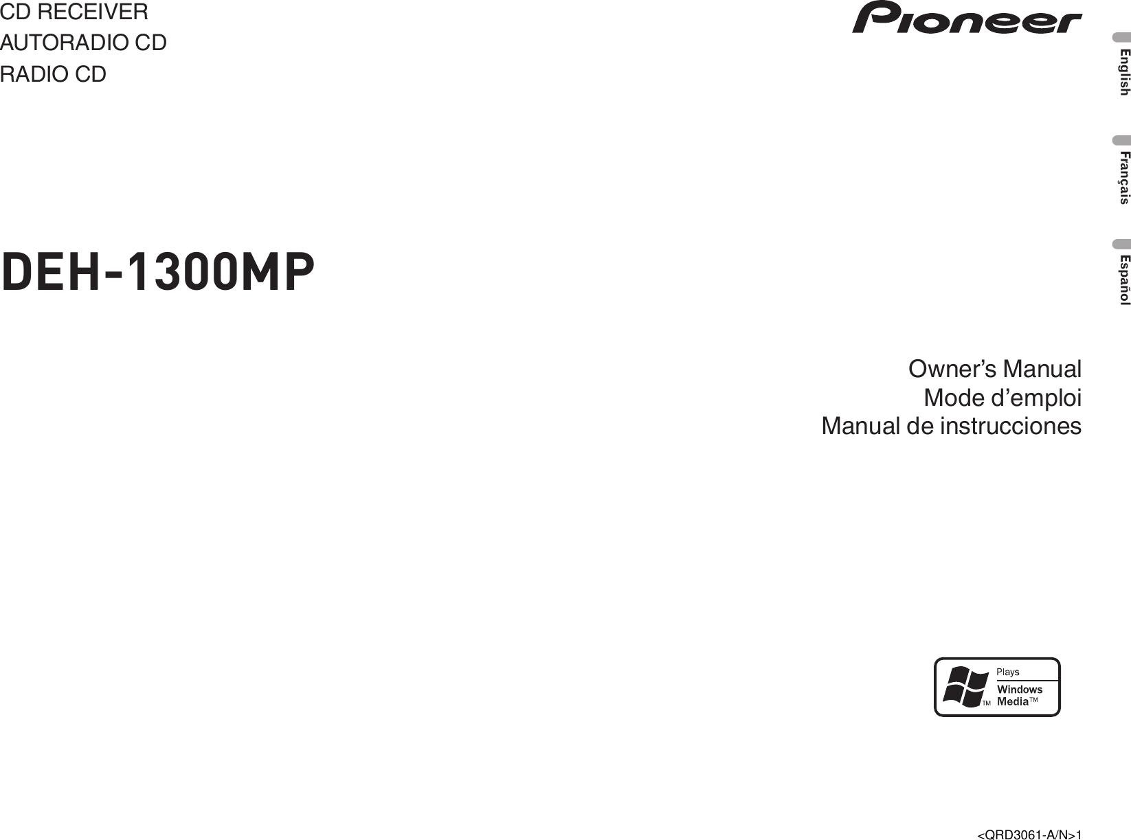 Imgenes De Change Clock Pioneer Car Stereo Deh 1300mp Set