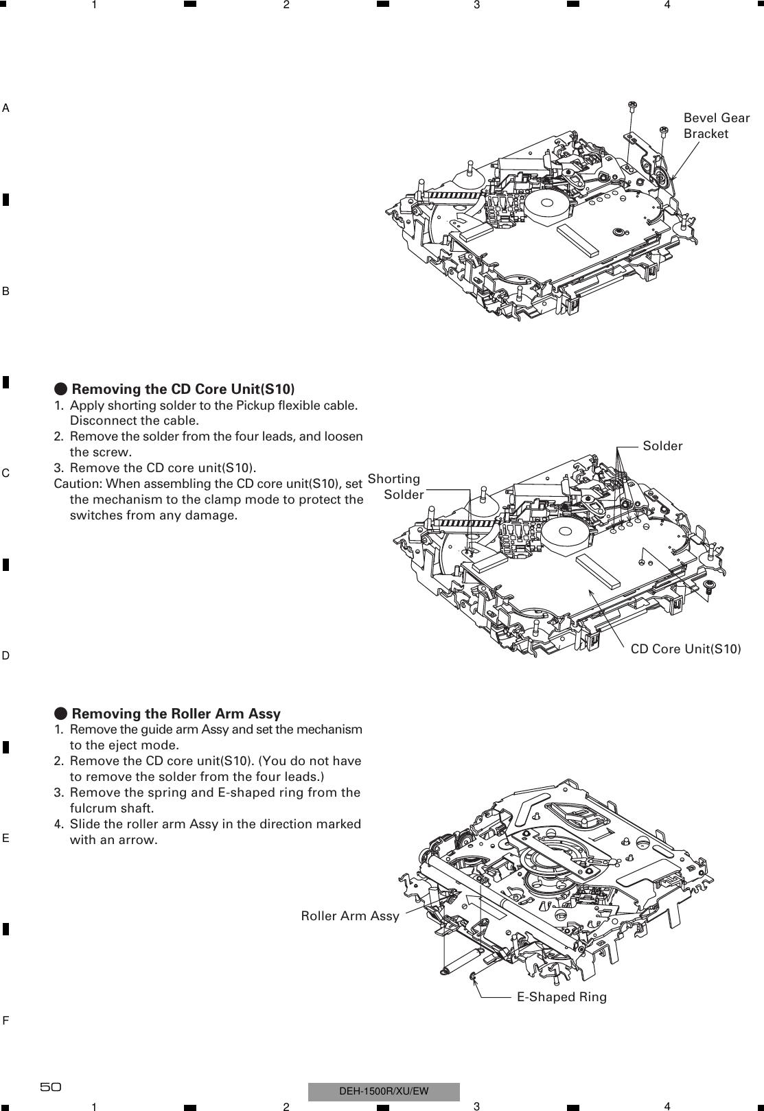 Pioneer Deh 1500Rxu Ew Users Manual CRT2969