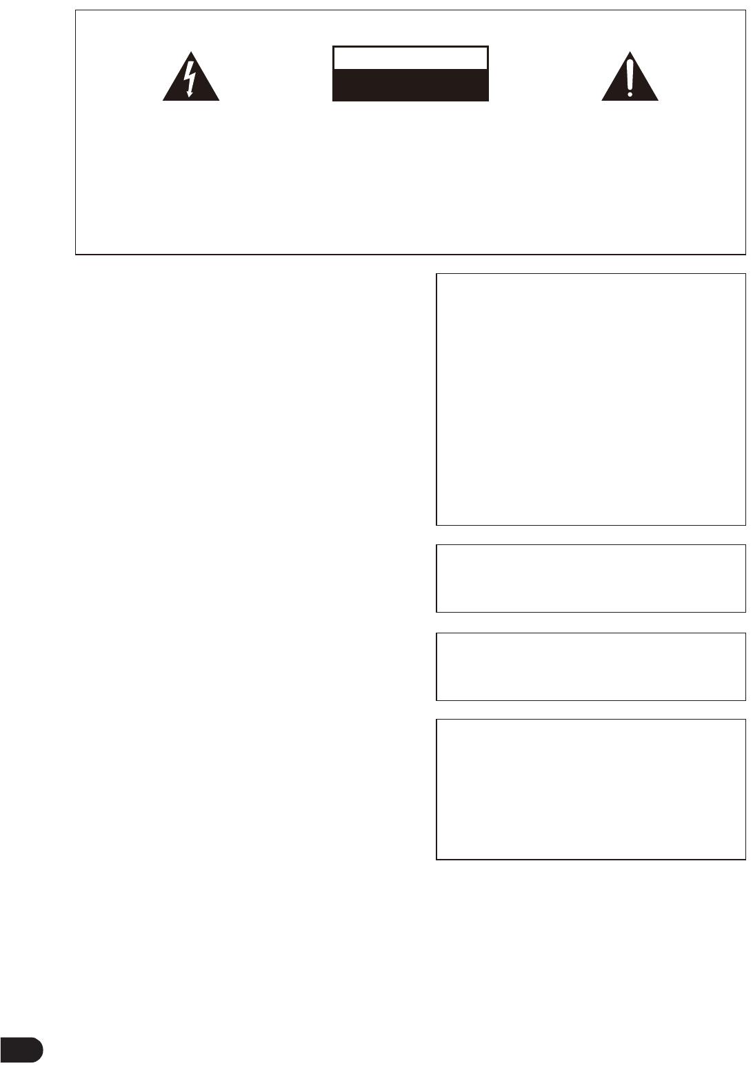 Pioneer Se Drf41m Users Manual