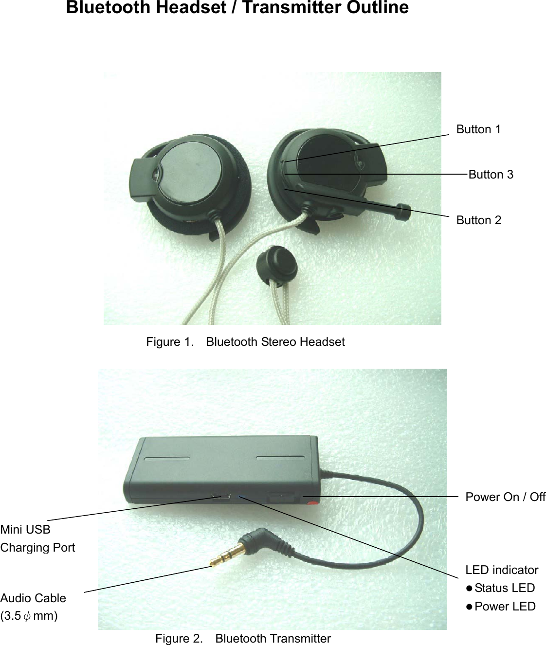 Plantronics Pbt90 Stereo Transmitter With Bluetooth User Manual Bt 13 14 Tx Hs
