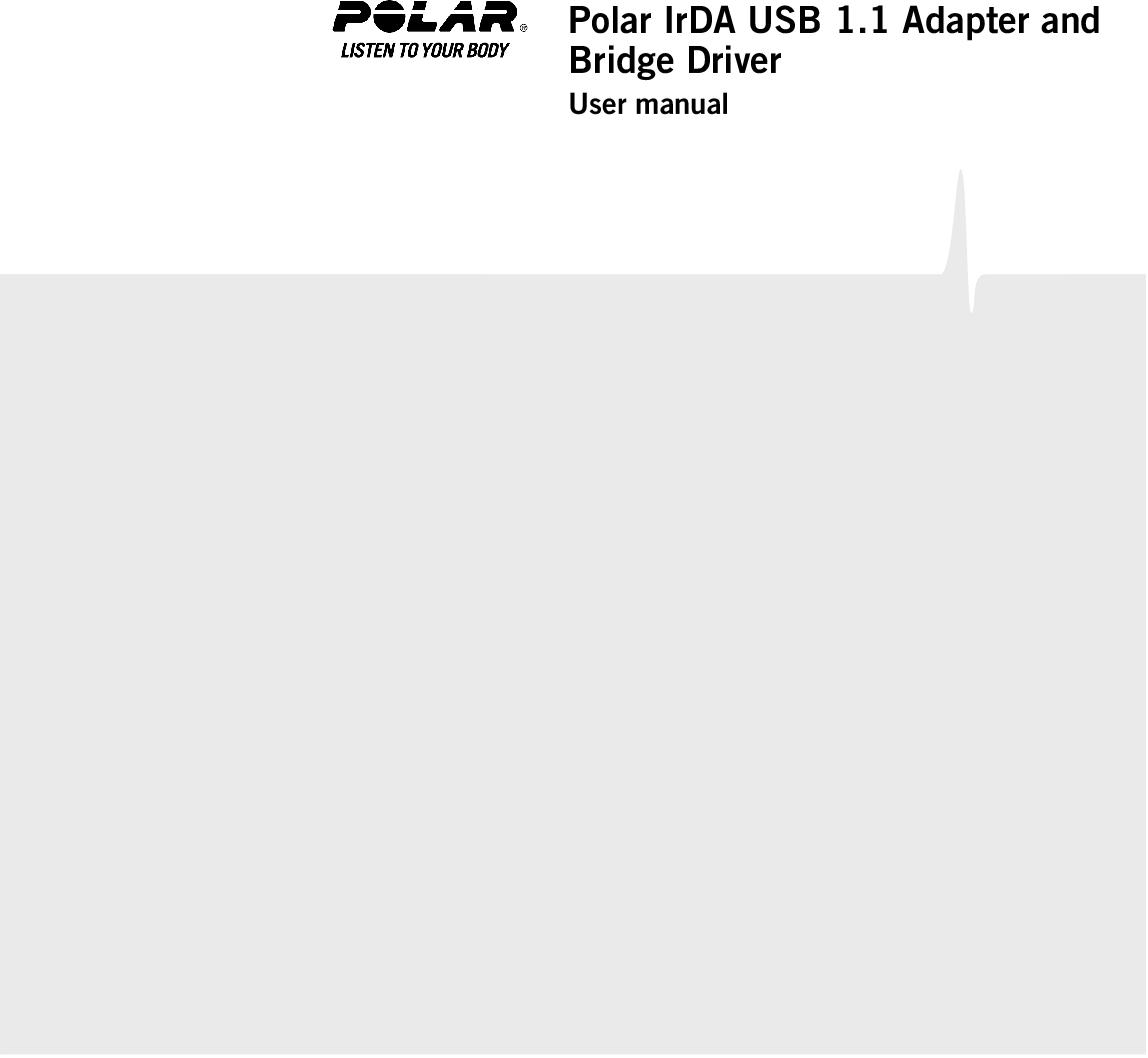 DRIVER UPDATE: IR778 INSTALLATION