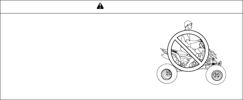 Polaris Predator 9920872 Users Manual 50cc