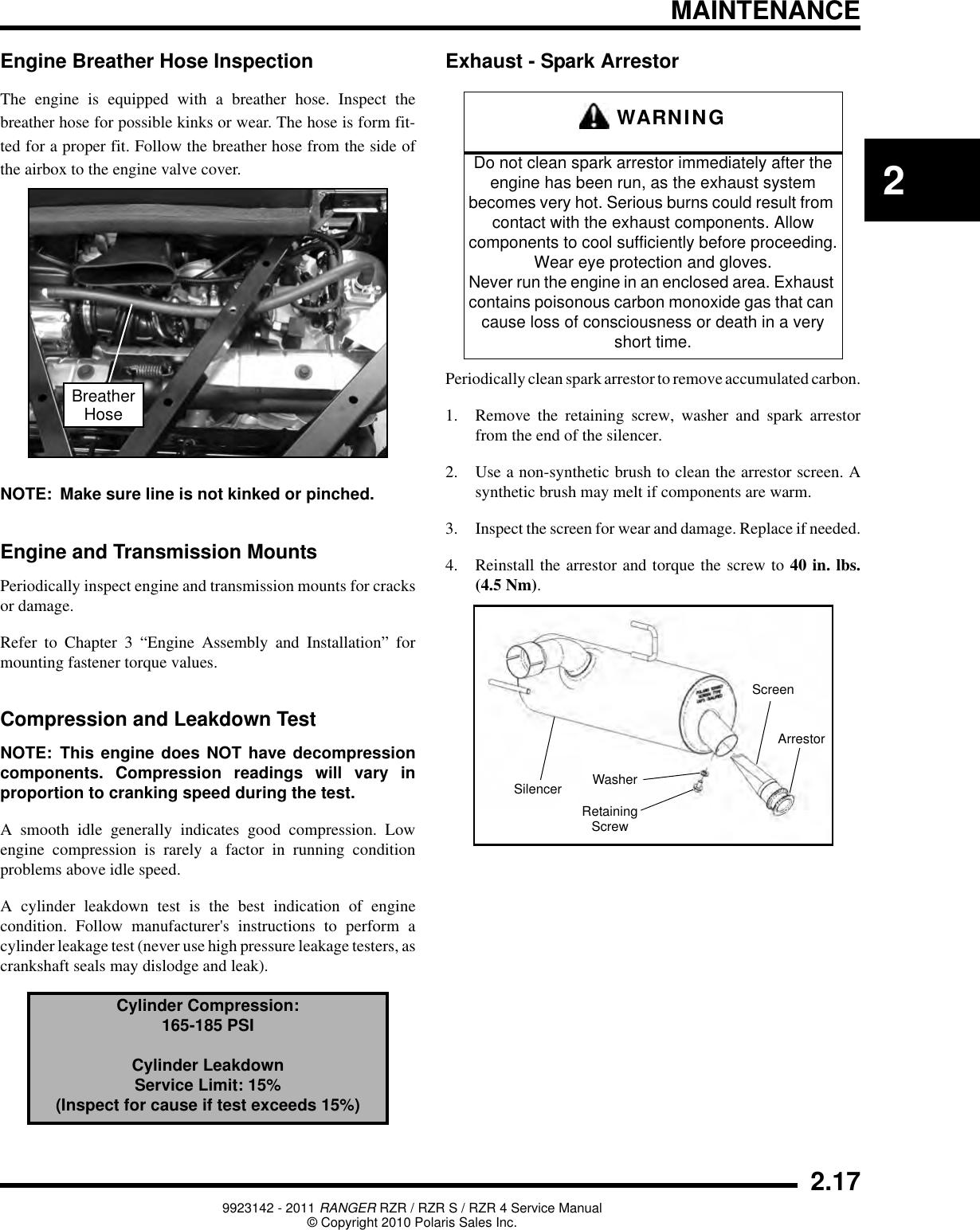 Polaris Rzr Users Manual 9923142_RZR_800