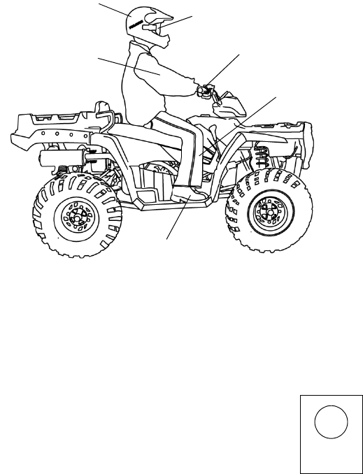 Polaris Sportsman 700 Efi X2 Users Manual