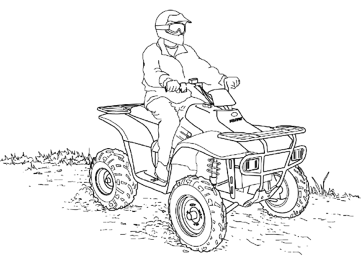 Polaris Trail Boss 330 Quadricycle Owners Manual Manualslib Makes It
