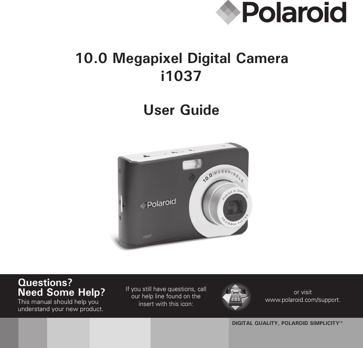 polaroid i1037 users manual rh usermanual wiki User Manual PDF Instruction Manual Example