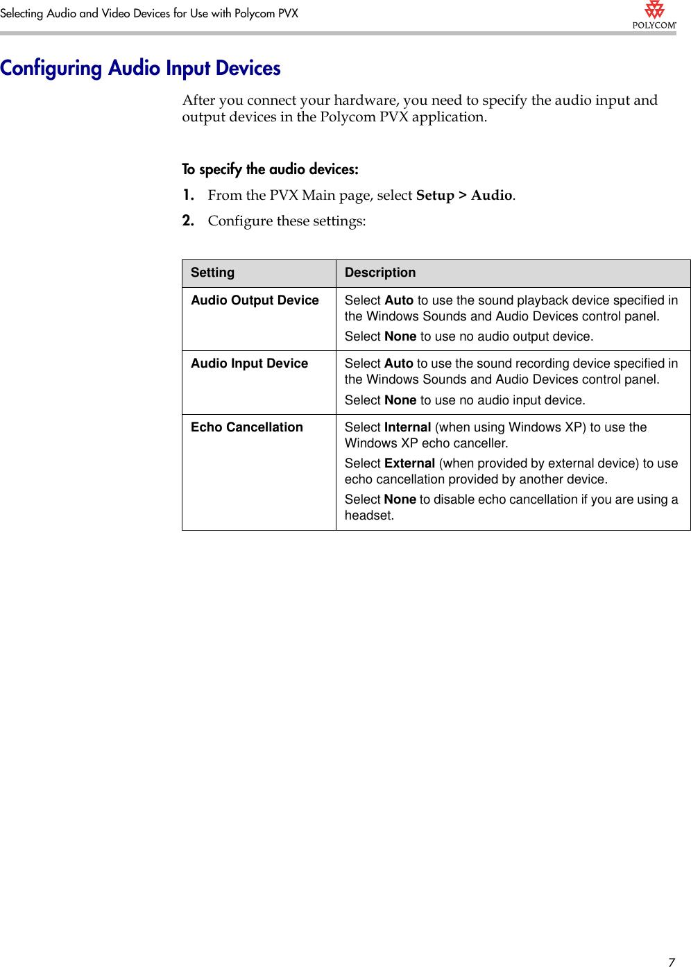 polycom 3725 22724 003 a users manual pvx selectingaudiodevice 003a rh usermanual wiki