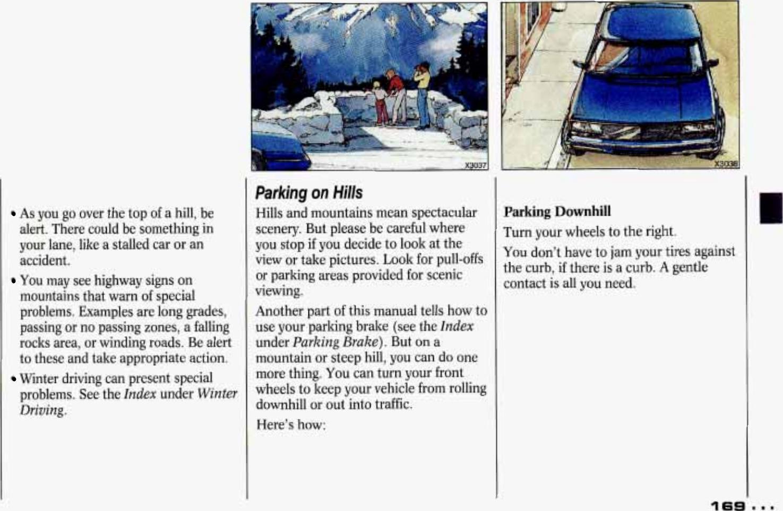 Pontiac 1993 Grand Prix Owners Manual Owner's