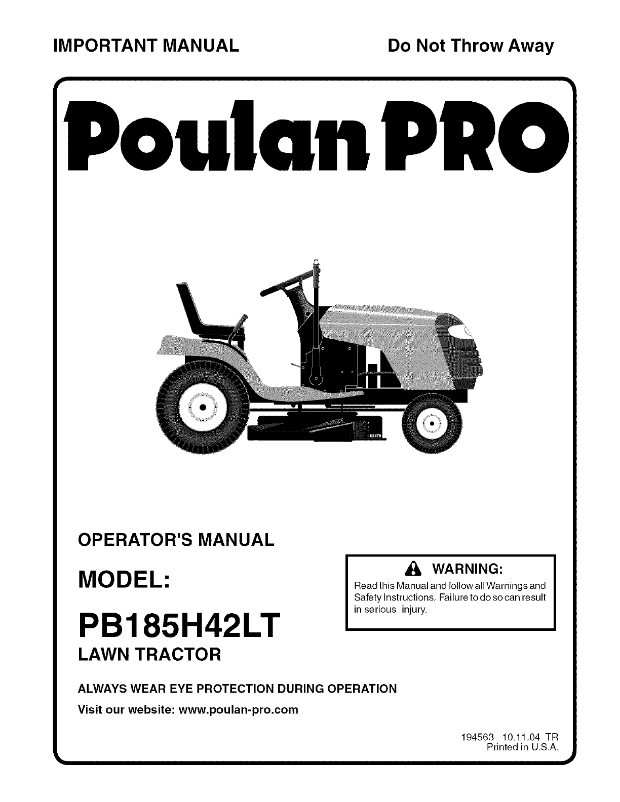 Poulan Pro 300ex Belt The Best 2017 Lawn Mower Wiring Diagram Riding Diagrams