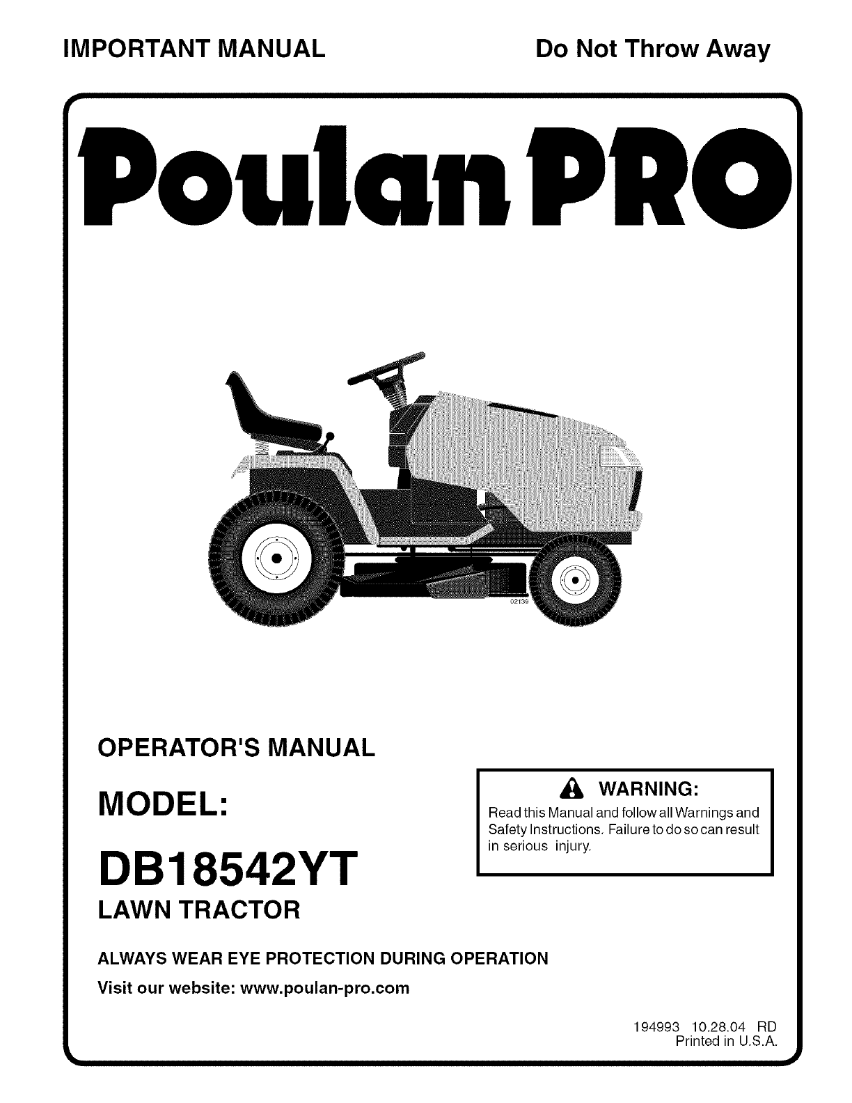 Diagram  Poulan Pp19a42 Wiring Diagram Full Version Hd