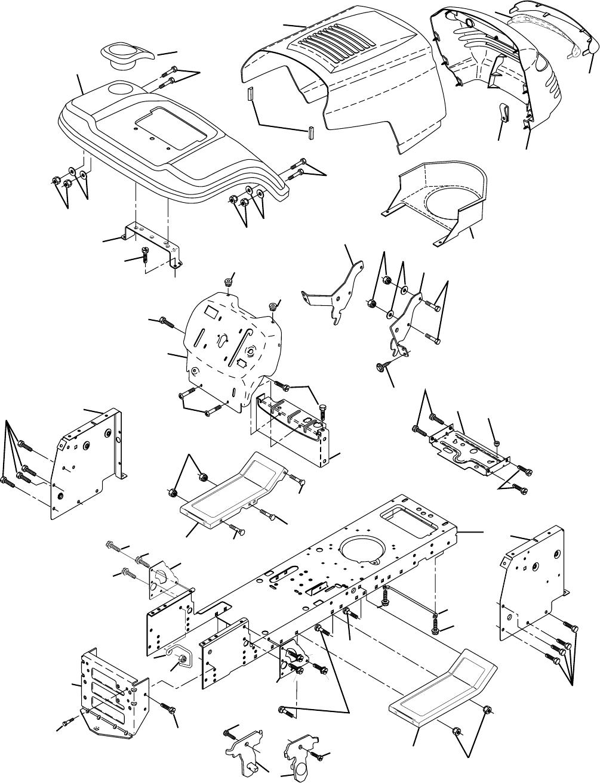 Poulan Po17542lt Wiring Diagram Electrical Diagrams Metabo Parts Manual Ipl Pr17542stc Tractors Ride Mowers