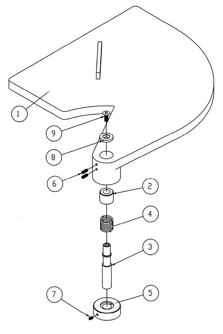 Powermatic Pj1696 M 0460269 Jointer Manual Rev D1 User To The