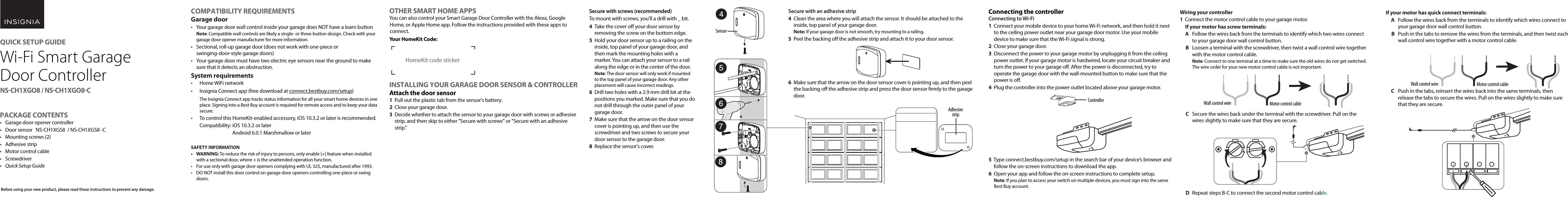 Powertech Co Ns Ch1xgs8 Door Sensor User Manual Ch1xgo8 17 0233 Fcc B Wiring Diagram Push Pull