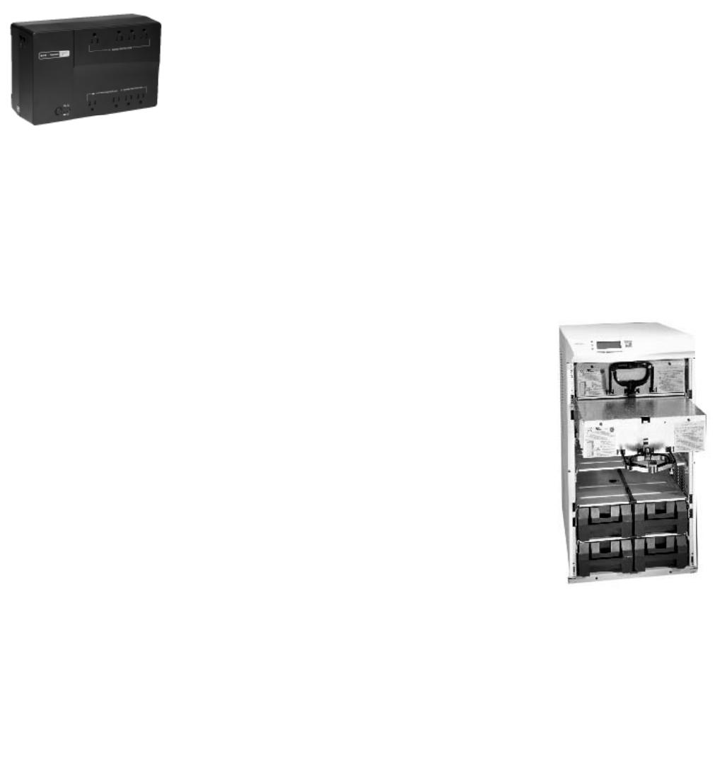 Powerware E T N 1500 Va 60Kva Users Manual