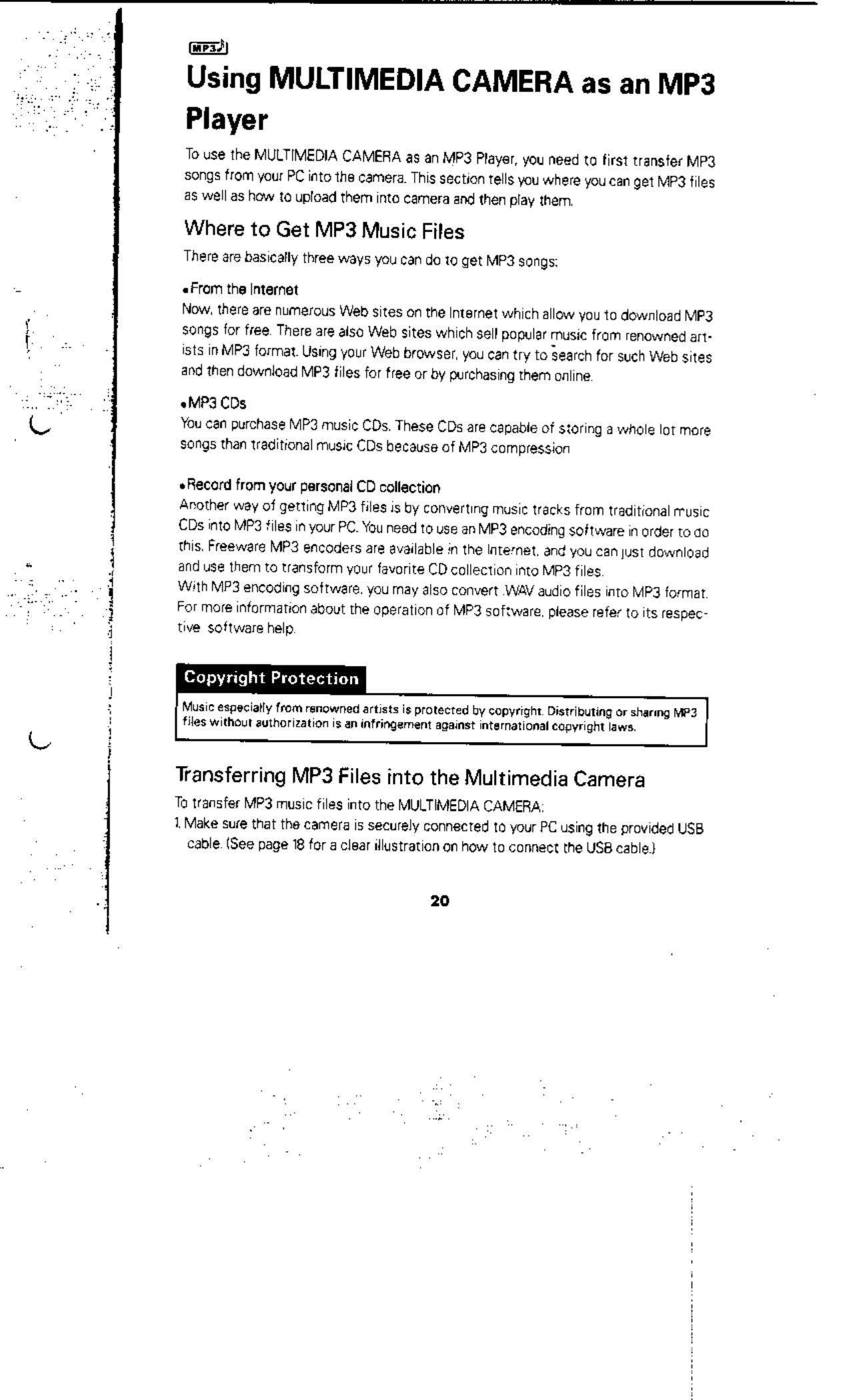 Premier Camera 00530126 Digital Camera User Manual users manual