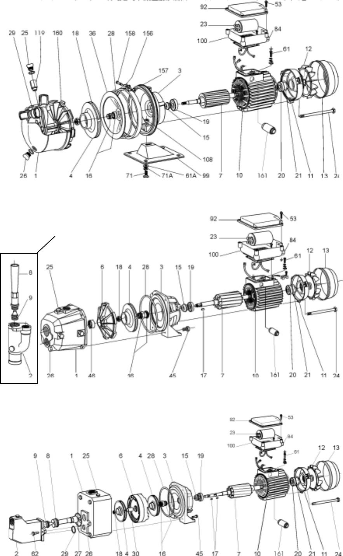 18242 4 Grundfos 97855081 Repair Parts User Manual | Grundfos Pump Schematic |  | UserManual.wiki