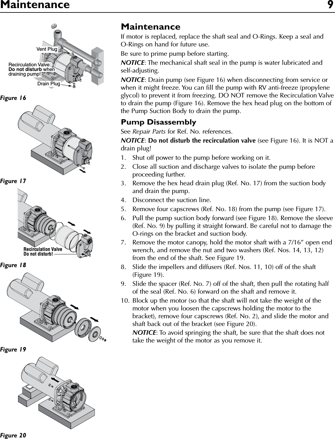 536630 1 Berkeley Sshm 2 Owners Manual And Repair Parts User