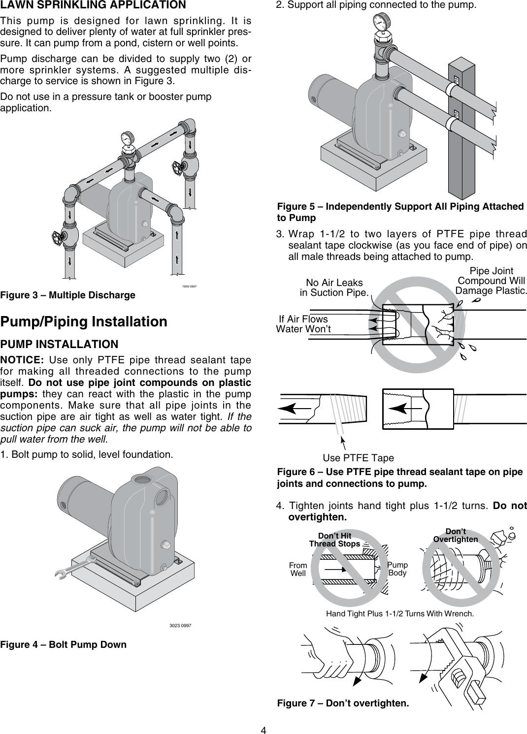Sta-Rite Well Pump Wiring Diagram from usermanual.wiki