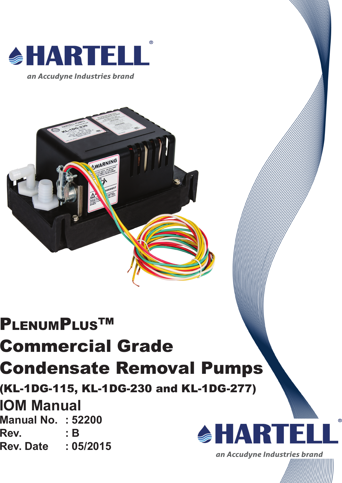 hartell condensate pump wiring diagram 539741 2 hartell kl 1dg condensate removal pump manual  hartell kl 1dg condensate removal pump