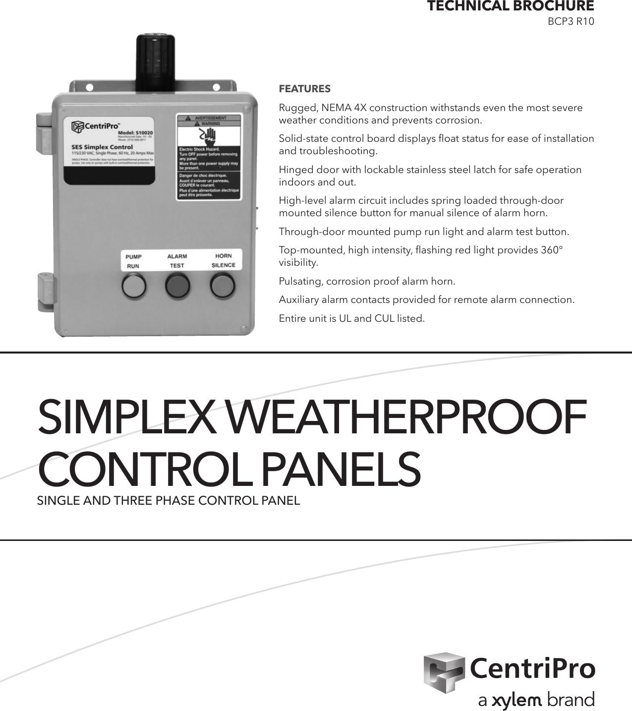 Simplex 4208 Operating manual