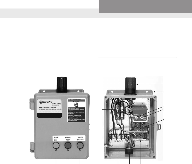 Simplex 4100es Operators manual