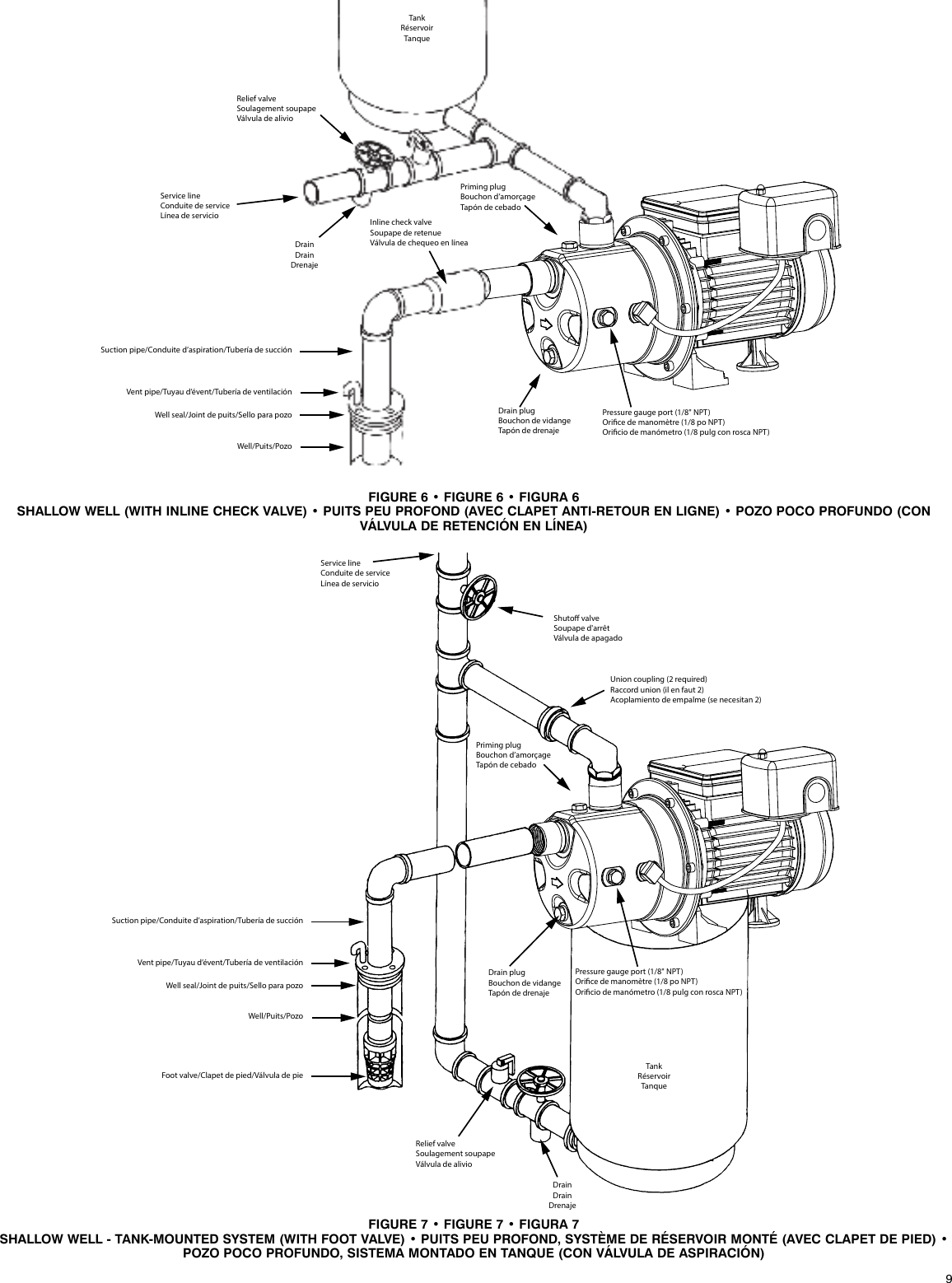 How To Install And Wire A Well Pump Manual Guide