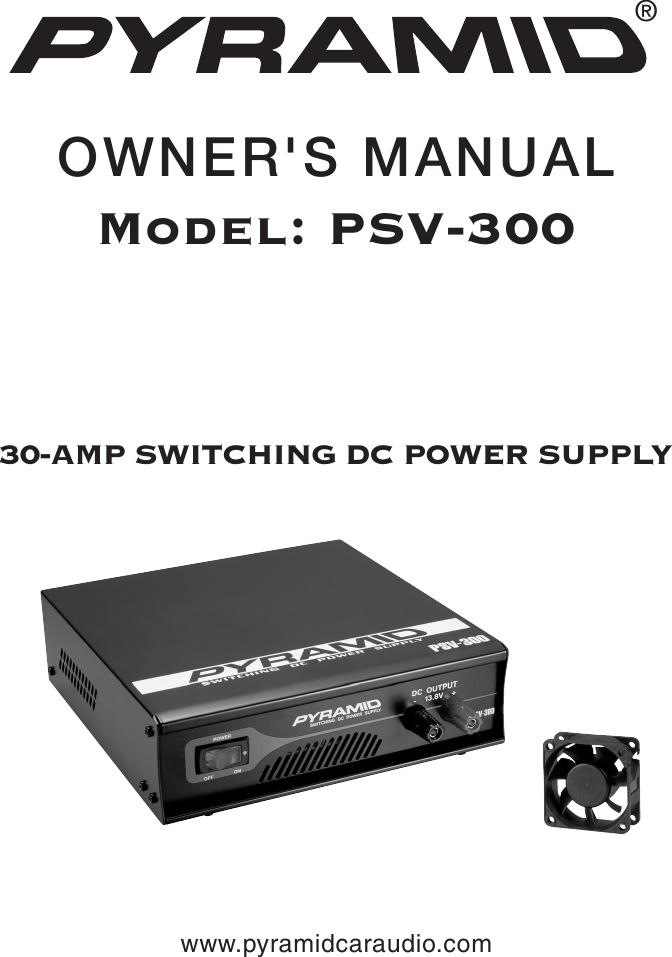 pyramid car audio psv 300 users manual rh usermanual wiki Pyramid Audio Equipment Pyramid Amps Any Good