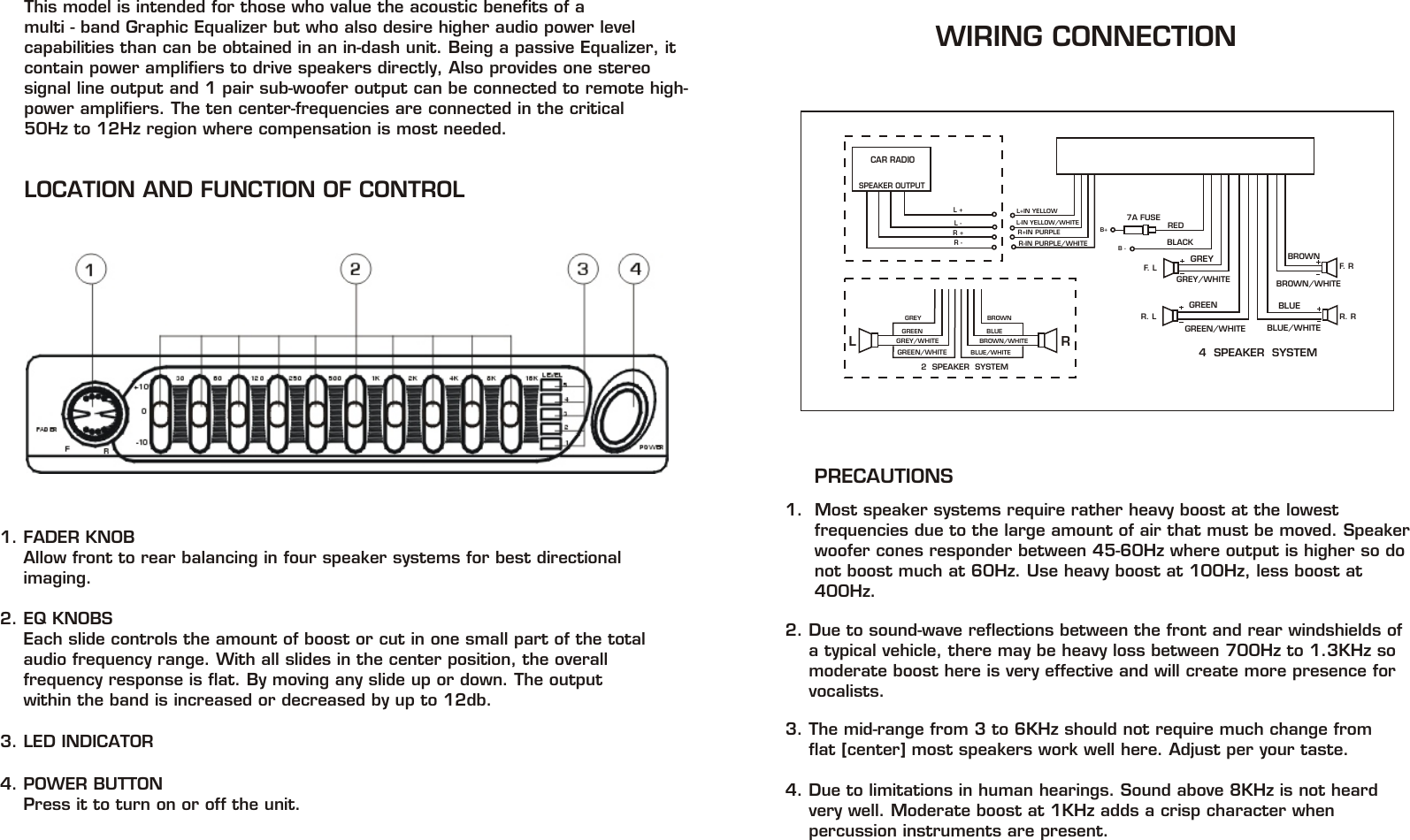 Pyramid Car Audio Tlm606nc Users Manual 901gc1052eqeng Sound System Diagram More Page 2 Of