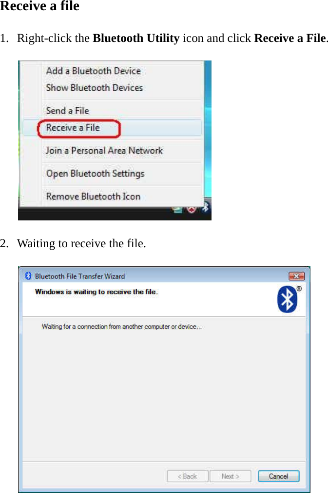 Qcom Technology QBT400UB Bluetooth Module User Manual QBT400UB Manual