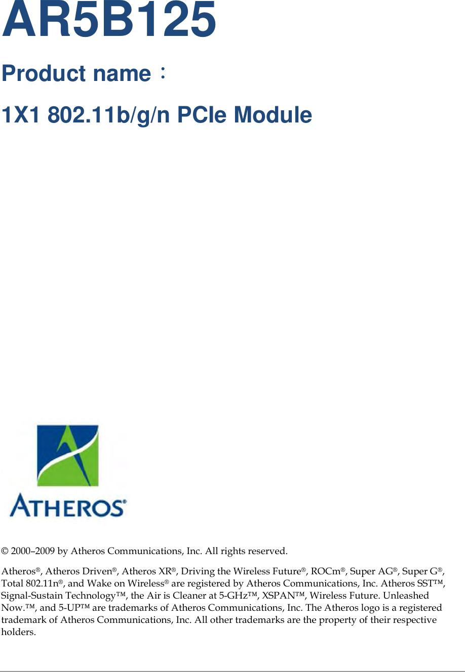Download Atheros AR5xxxx Series WLAN Driver for Windows ME