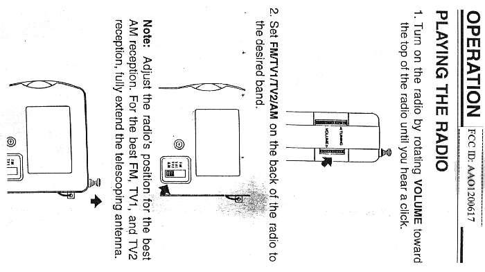 Radio Shack 1200617 User Manual MANUAL9