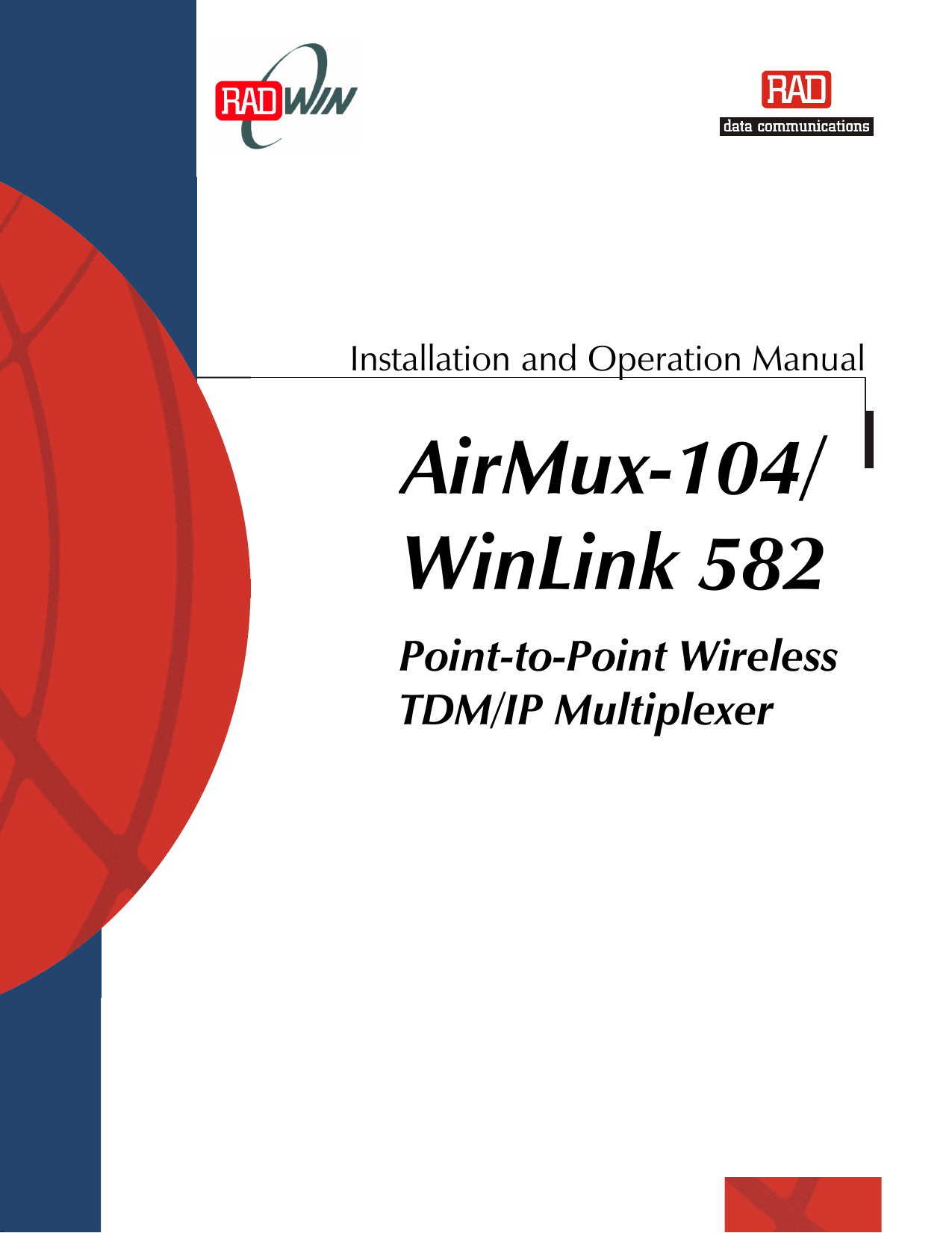 Radwin WINLINK Point to Point Wireless TX Discussion and FAQ Airmux