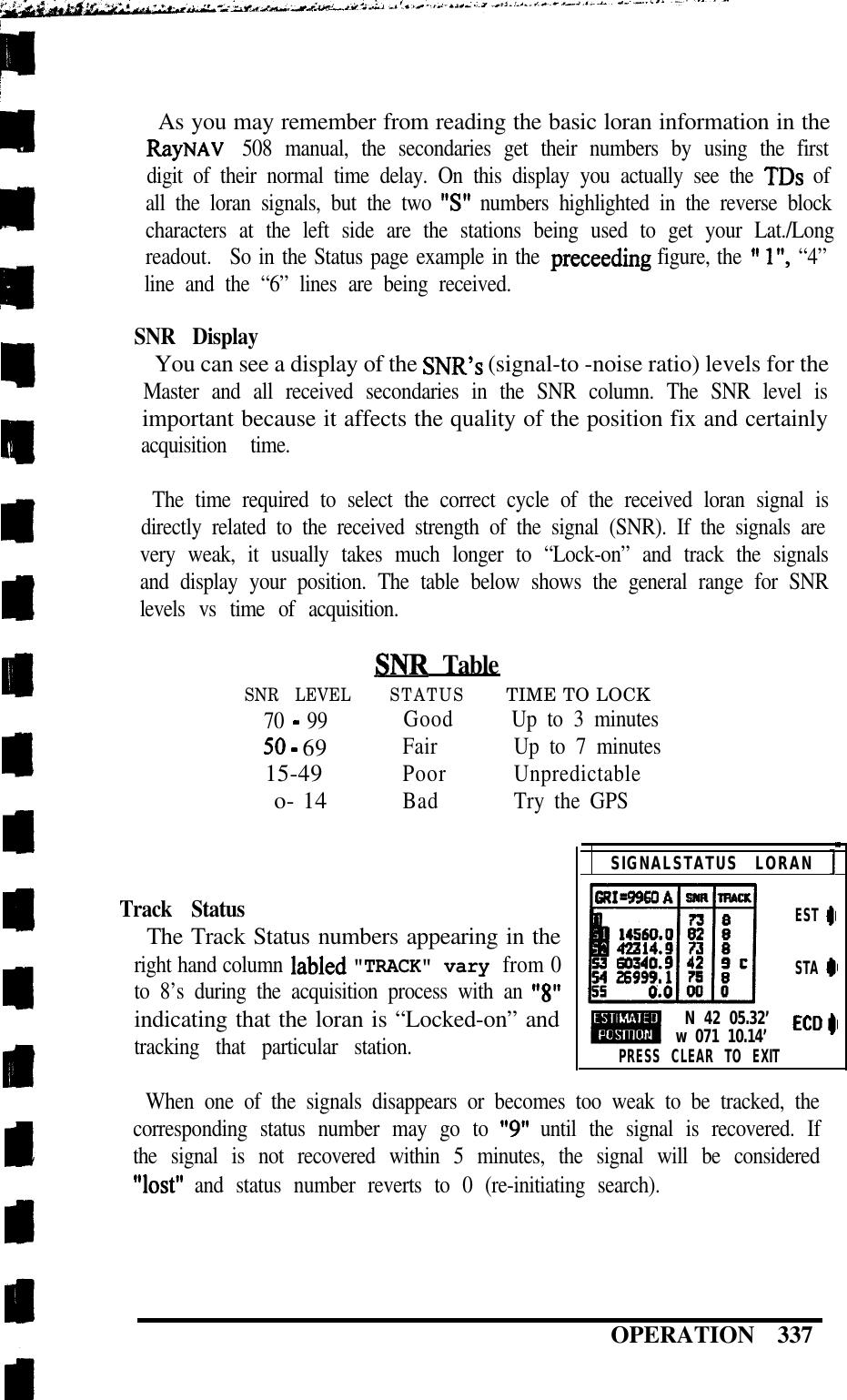 Raymarine Gps Navigation Manual