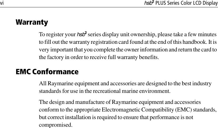 Raymarine Lighthouse Manual