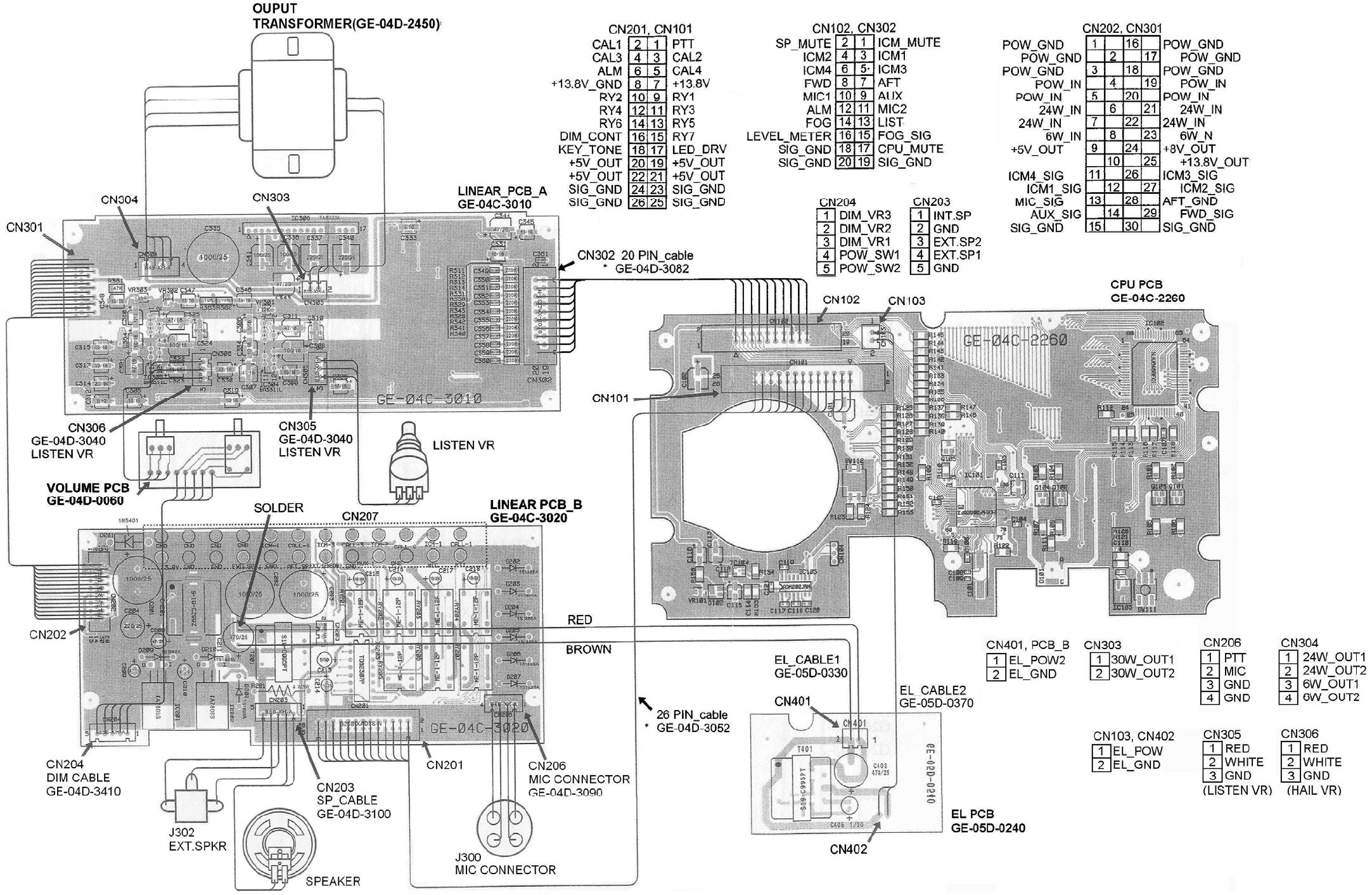 Raymarine Microphone Wiring Diagram Electrical Diagrams Schematic Ray430 Handbook Boat Schematics
