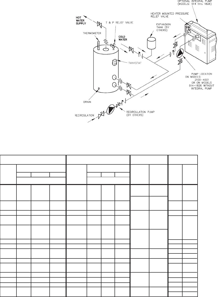 Raypak Boiler Wiring Diagram Versa Hot Water Supply Laundry Pak Users Manual 300032fpmd