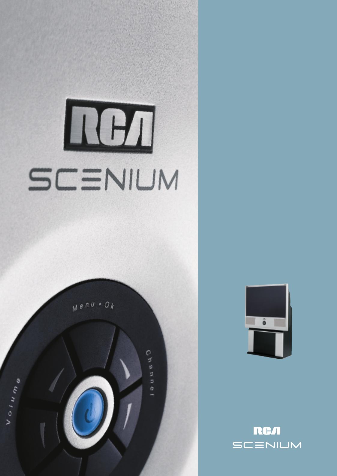 Rca Scenium L50000 Users Manual