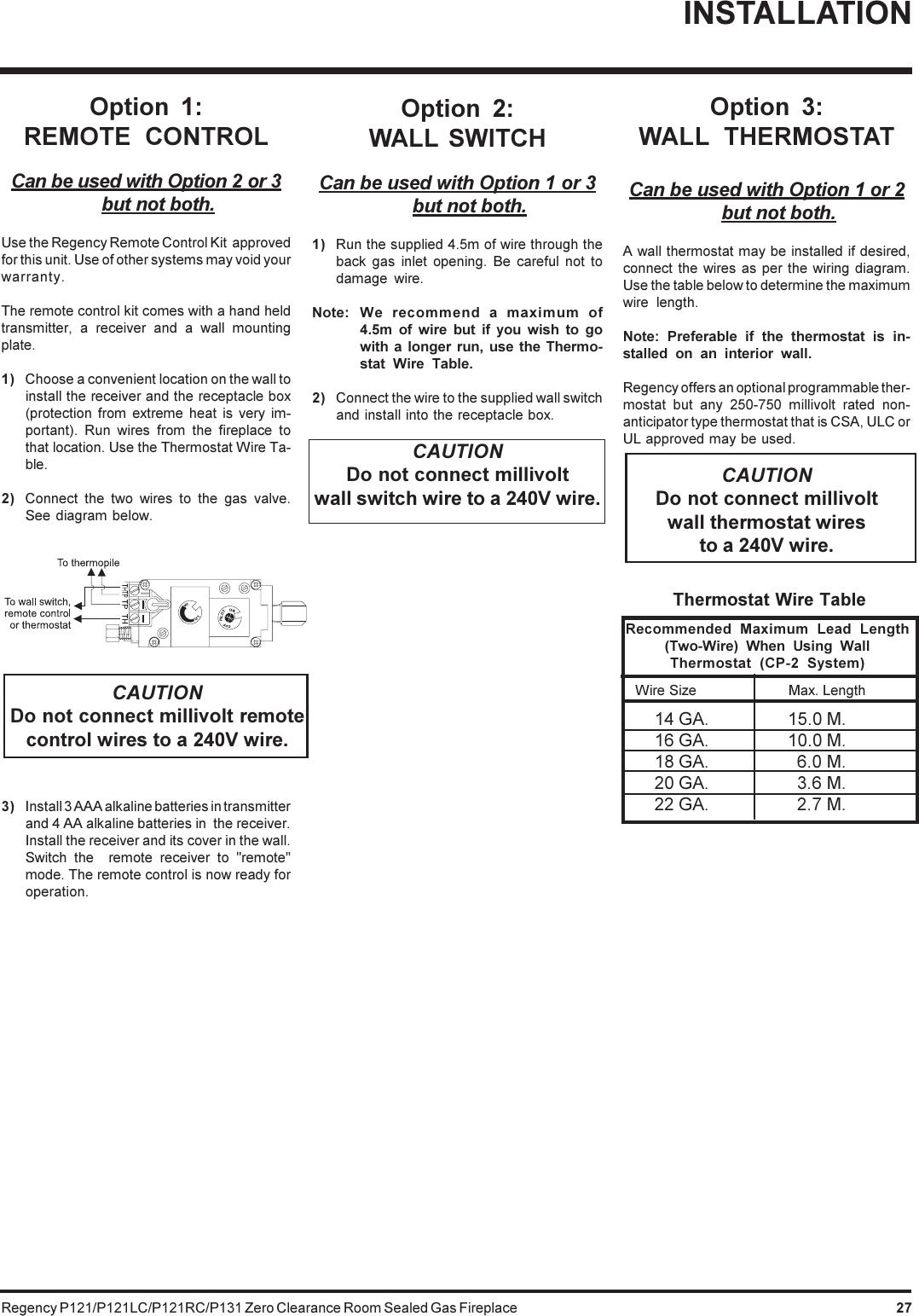 Regency See Thru P121 Ng Users Manual 918 179a (01 26 06).PMD on