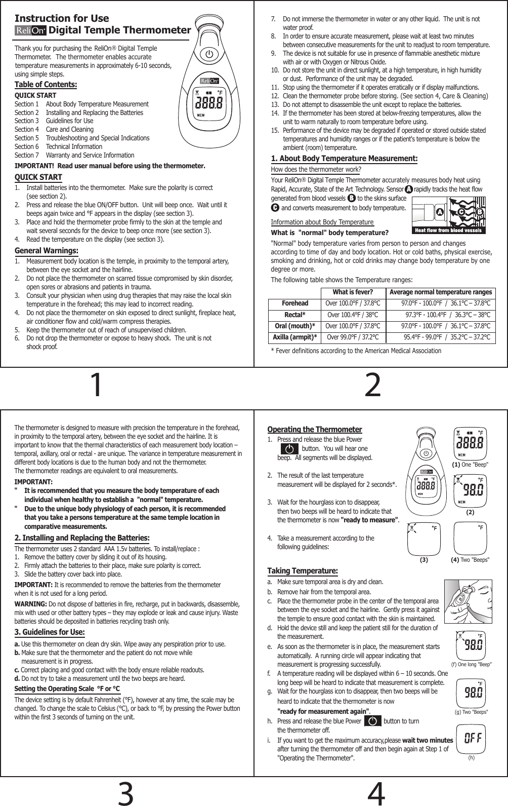 Acurite Thermometer Manual Manual Guide