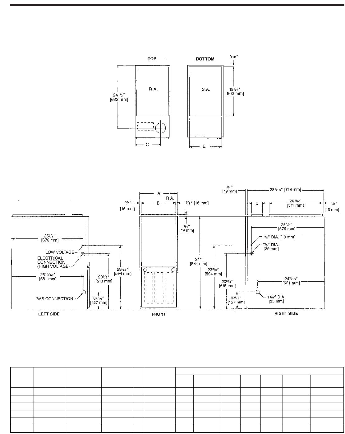 Rheem Ga Furnace Schematic