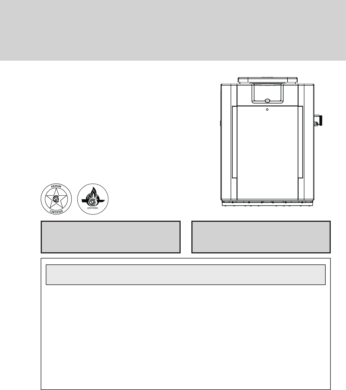 Rheem Digital And Millivolt Heaters Installation Operation Manual Wiring Diagram 600059 New Rp2100